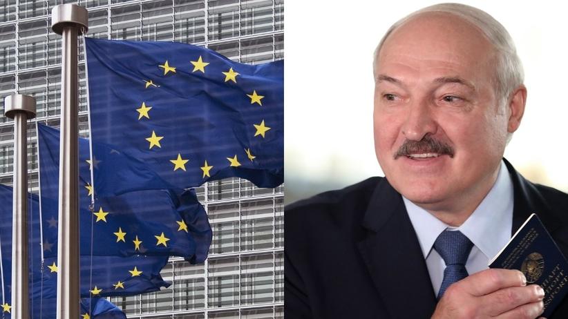 Sankcje na Białoruś, Unia Europejska