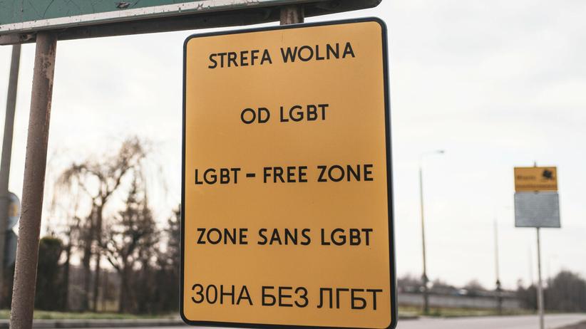 Strefa wolna od LGBT+