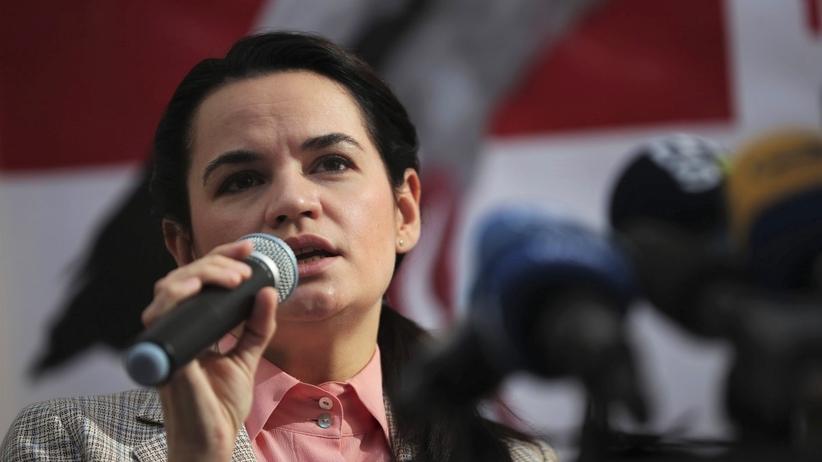 Cichanouska stawia ultimatum Łukaszence. Dymisja albo wielki strajk
