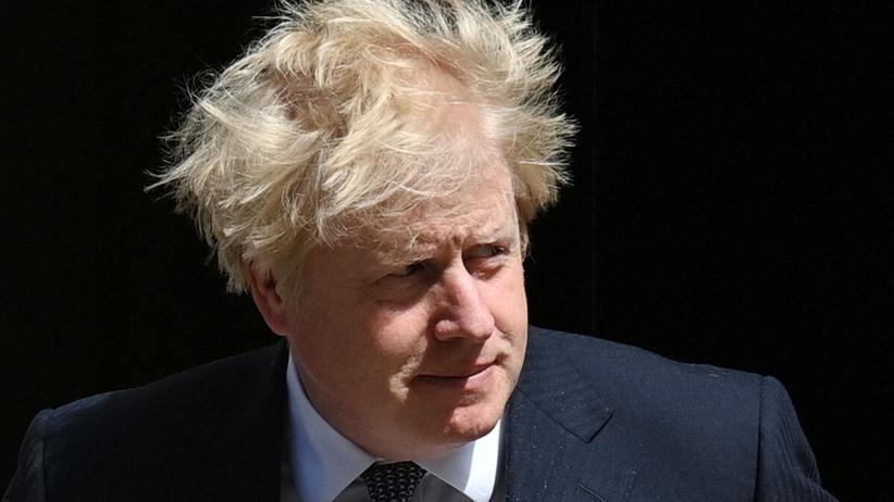 Boris Johnson o zaszczepieniu przeciw Covid-19 wszystkich ludzi