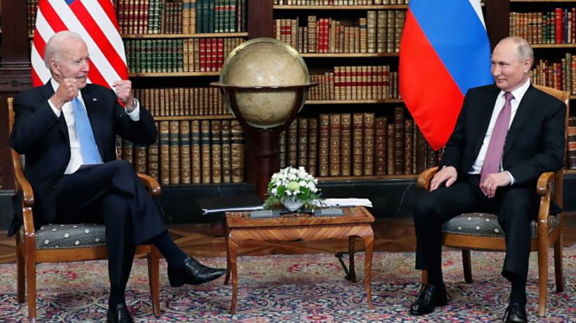 szczyt Biden Putin