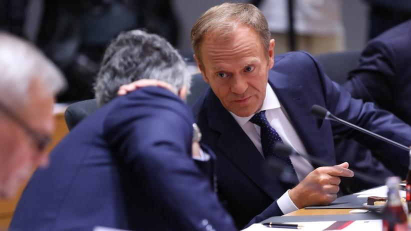 """Tusk szefem Komisji Europejskiej? """"To opcja awaryjna"""""""