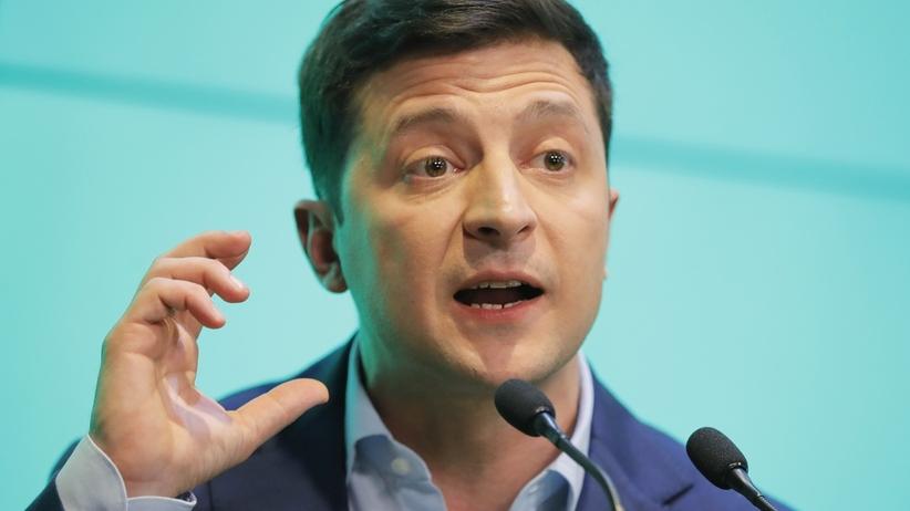 Ukraina: Prezydent chce kar dla urzędników za nielegalne dochody, m.in. konfiskatę mienia