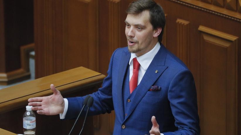 Ukraina. Ołeksij Honczaruk został wybrany nowym premierem kraju