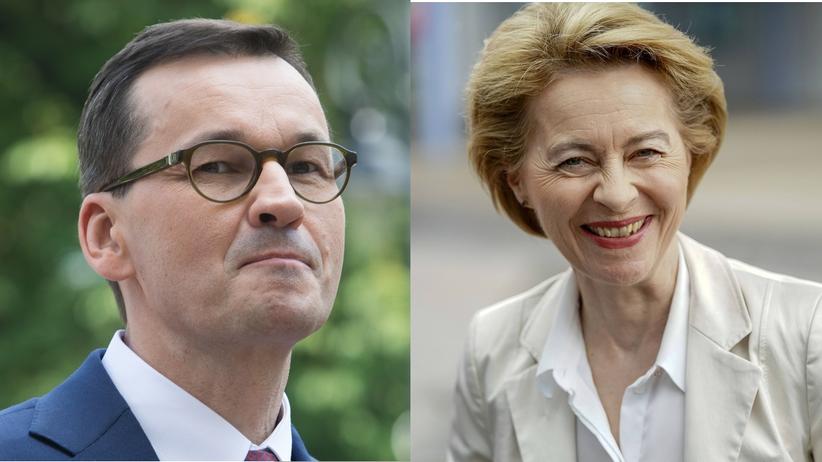 PiS obwieszcza sukces. Na czele KE ma stanąć… zwolenniczka LGBT z Niemiec