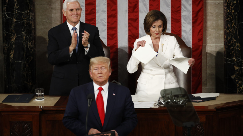 Nancy Pelosi Donald Trump