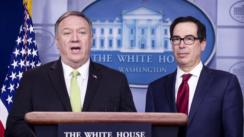 Iran sankcje USA