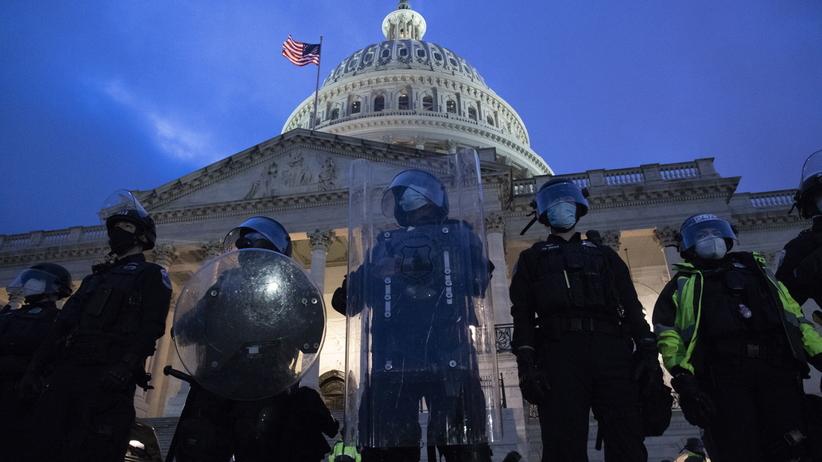 Reuters, Służby zawiodły przed zamieszkami na Kapitolu