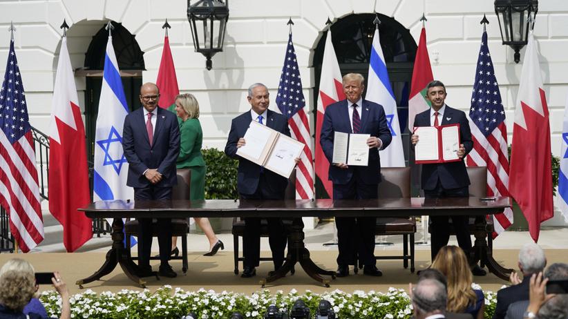 porozumienia pokojowe