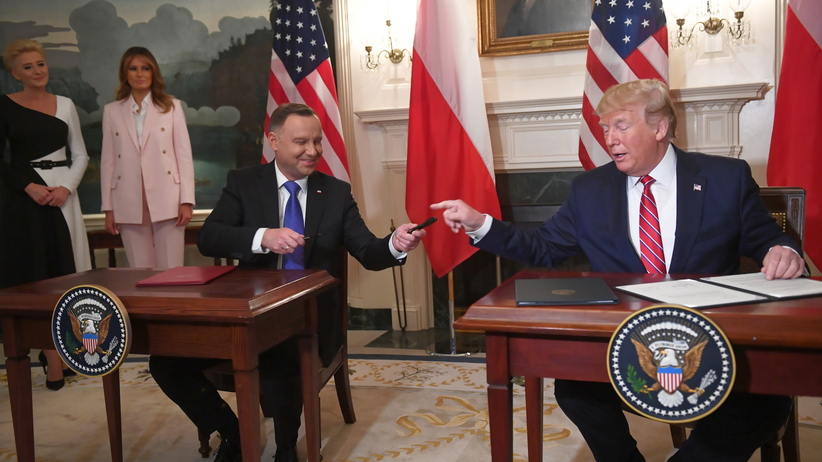 1000 dodatkowych żołnierzy USA w Polsce. ''Koszty poniesie Polska''