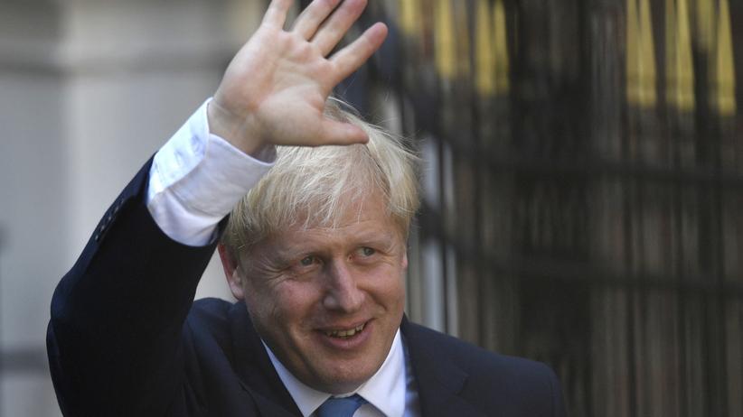 Boris Johnson nowym premierem Wielkiej Brytanii