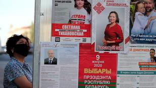 Wybory na Białorusi. Czy Łukaszenko utrzyma władze?