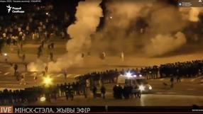 Wybory na Białorusi. Exit poll: Łukaszenka wygrywa, ruszają protesty
