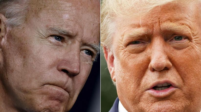 Debata prezydencka w USA: TRANSMISJA NA ŻYWO. Gdzie oglądać debatę Joe Bidena i Donalda Trumpa?