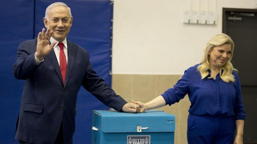 Wybory w Izraelu. Sondaże exit poll podają odmienne rezultaty