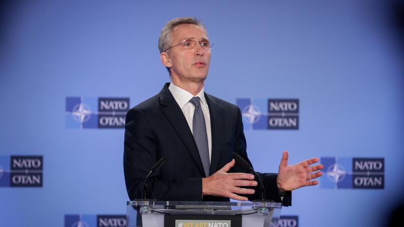 """NATO za kontynuacją misji wojsk w Iraku. """"Kraje wyraziły silne wsparcie"""""""