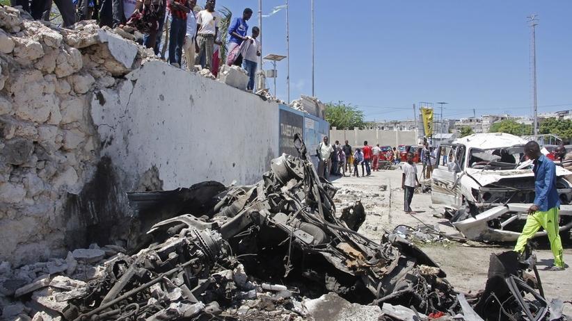 Zamach bombowy w Somalii. Nie żyje były szef MSZ