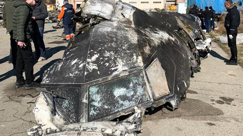 Zestrzelony samolot w Iranie. Ujawniono ostatnie słowa pilota Boeinga 737-800
