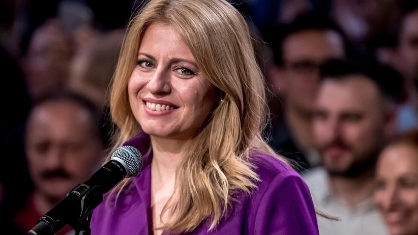 Zuzana Czaputova wygrała wybory prezydenckie na Słowacji. Będzie pierwszą kobietą prezydentem w tym kraju