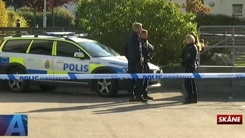 Polka zamordowana w Szwecji