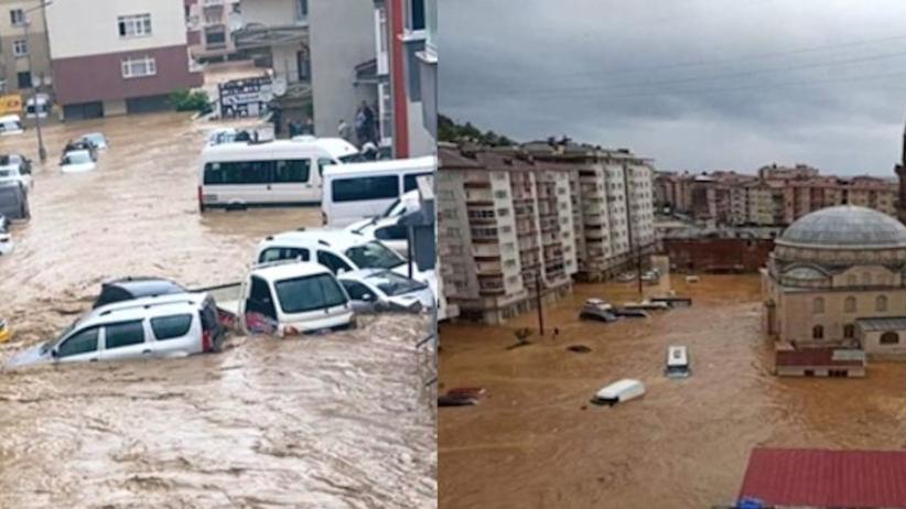 Powódź w Turcji