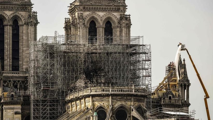 Pożar katedry Notre Dame. Podano wstępne wyniki śledztwa