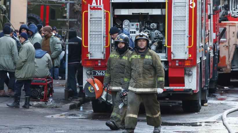 Pożar, Odessa