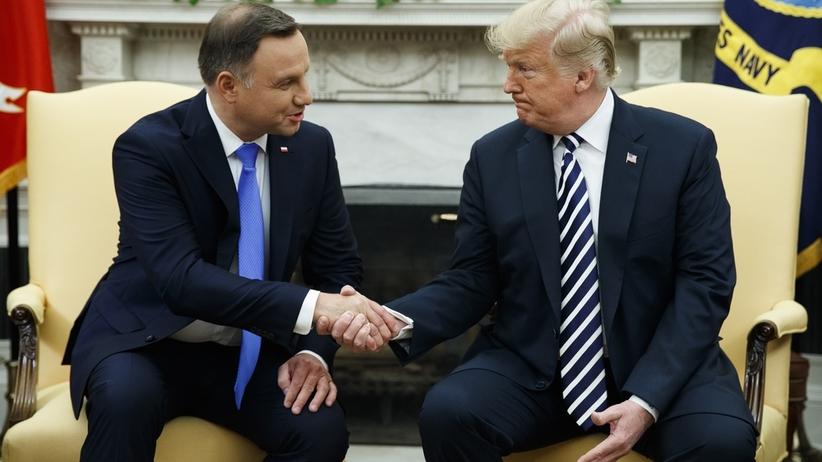 Prezydent Andrzej Duda w USA: kiedy obędzie się wizyta? [PROGRAM]