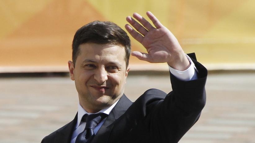 Prezydent Ukrainy rozwiązał parlament