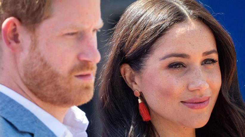 Książę Harry księżna Meghan