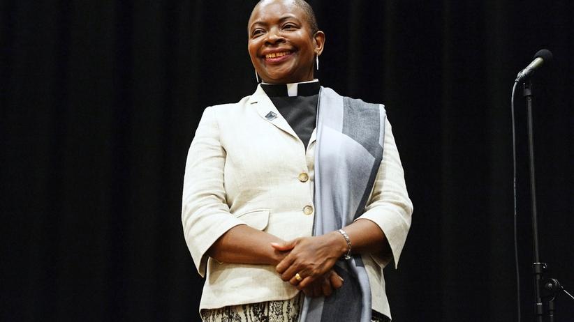 Kościół Anglikański mianował pierwszą czarnoskórą kobietę na biskupa