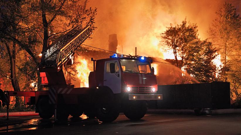 Tragedia w domu rodzinnym.16-latka i jej dwaj kuzyni spłonęli żywcem