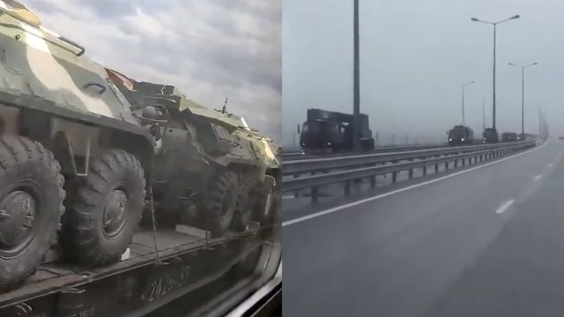 rosyjskie wojska