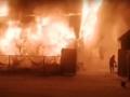 Incendio en una casa de retiro en los Urales