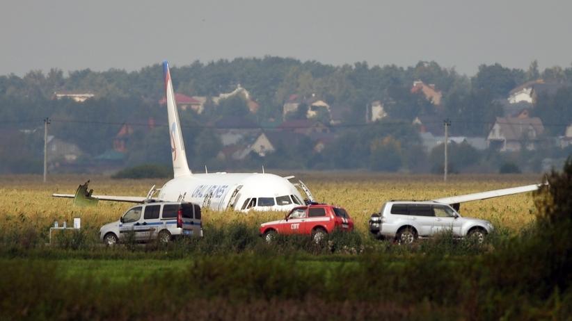 Samolot Rosja