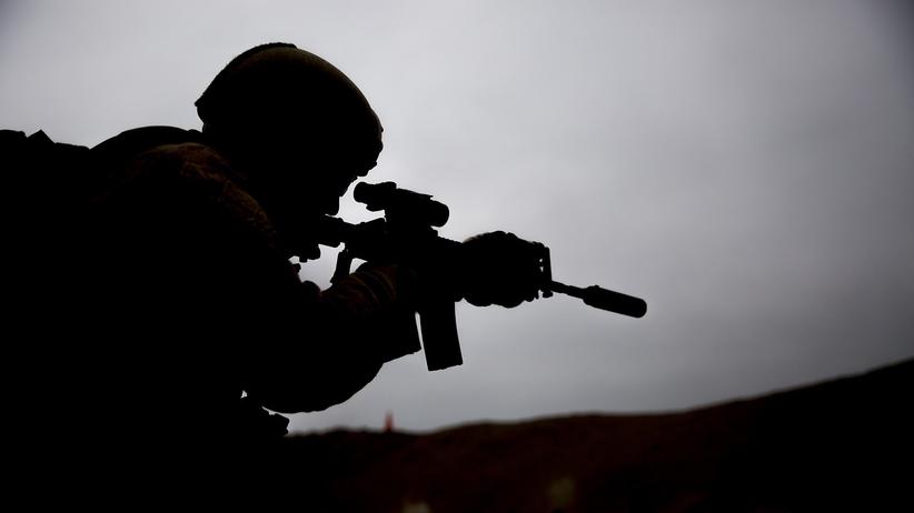Żołnierz Rosja