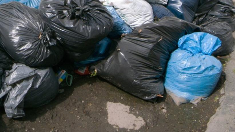 Poćwiartowane ciało w workach na śmieci. Odnalazł je spacerowicz