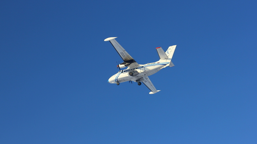 samolot pasażerski L-410