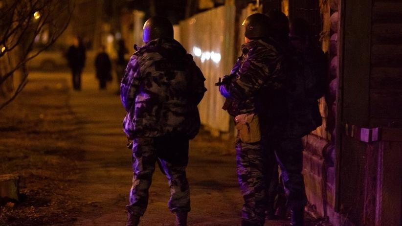 Strzelanina w Rosji. Zginęło dwóch zwolenników ISIS