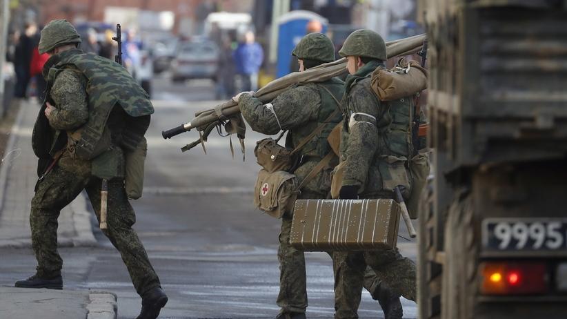 Eksplozja w akademii wojskowej w Petersburgu. Są ranni