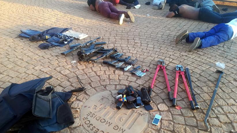 Strzelanina w RPA