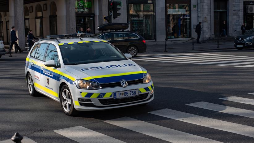 Policja Słowenia