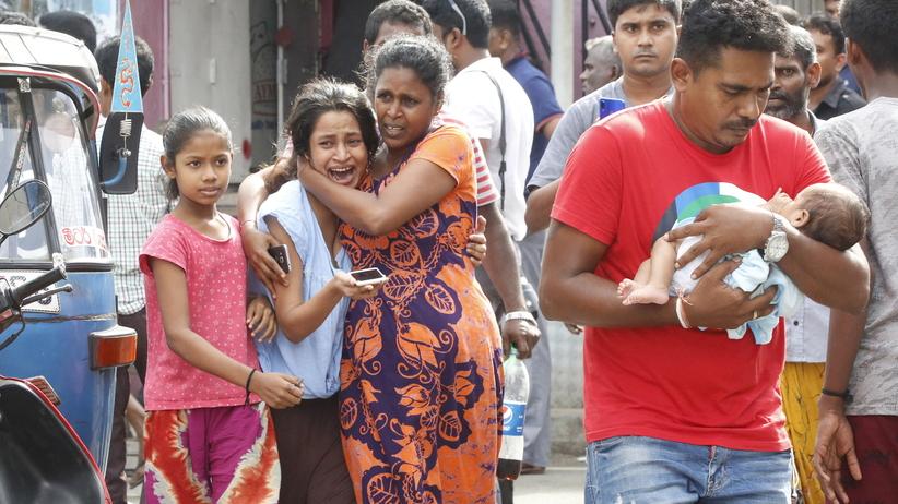 Sri Lanka. Bilans ofiar wzrósł do 310. Ponad 500 rannych
