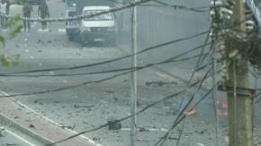 Sri Lanka: Kolejny wybuch w Colombo. Eksplodował samochód niedaleko kościoła