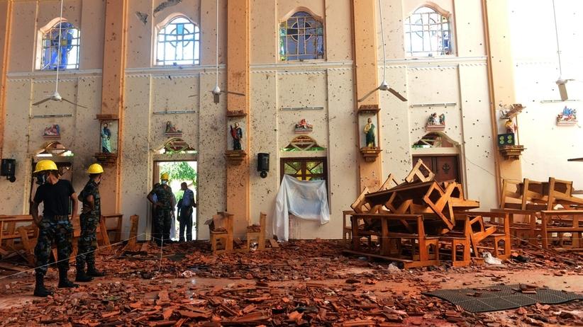 Sri Lanka. Państwo Islamskie wzięło odpowiedzialność za ataki
