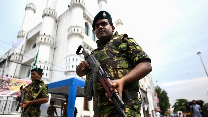 15 osób zginęło w ataku na dżihadystów na Sri Lance