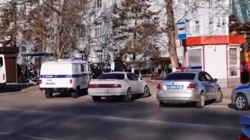 Strzelanina w Rosji. 19-letni uczeń strzelał do kolegów w szkole