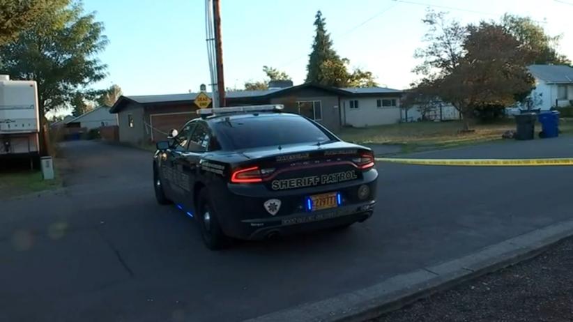 Strzelanina w Salem w Oregonie