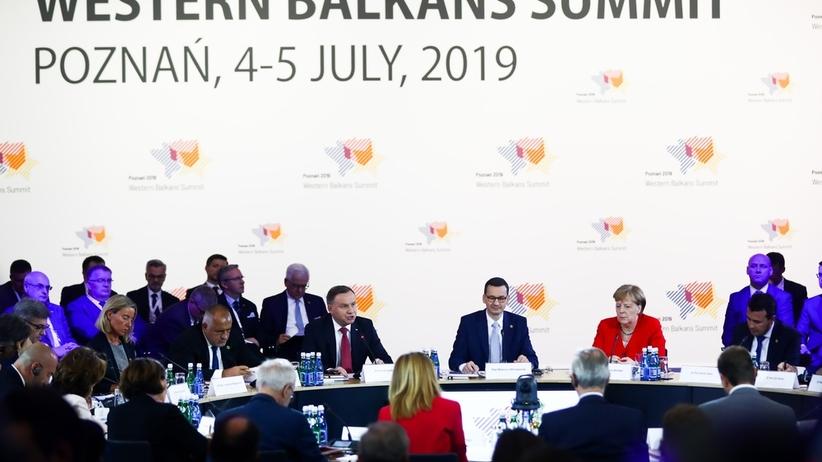 Szczyt Bałkański Poznań 2019. Miękka dyplomacja zamiast konkretów [KOMENTARZ]