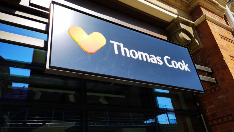 Thomas Cook ogłosiło upadłość